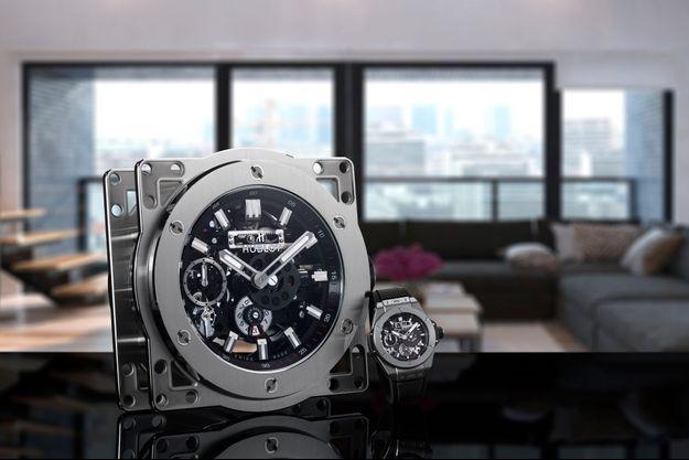 L'Hublot Meca-10 Clock