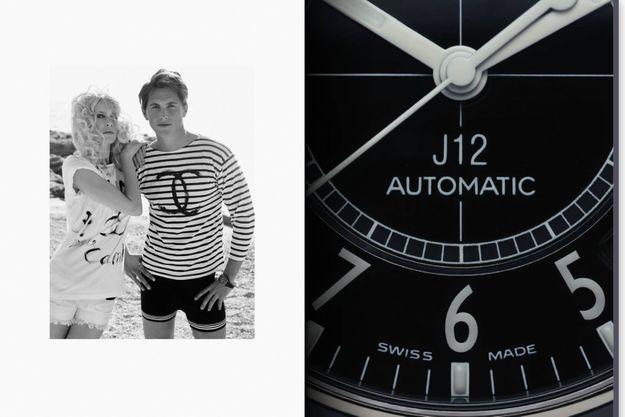 """""""Instant Eternel"""" : Chanel, à l'avant-garde dans le milieu horloger"""