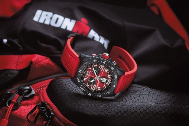 Breitling devient le nouveau Partenaire horloger officiel d'IRONMAN