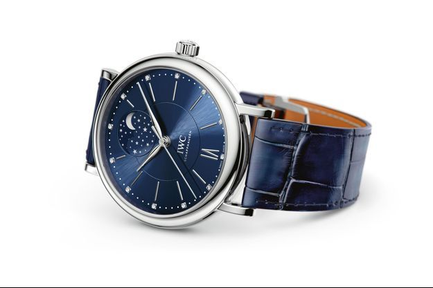 La Portofino Automatic Moon Phase 37è Edition « Laureus Sport for Good Foundation »