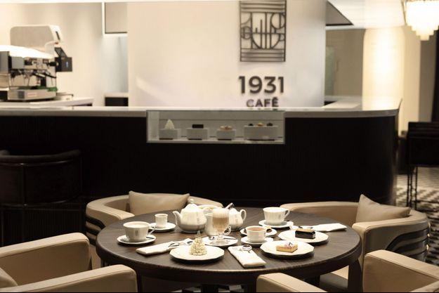 La manufacture Jaeger-LeCoultre va accueillir dès cet automne sa clientèle au 1931 Café.