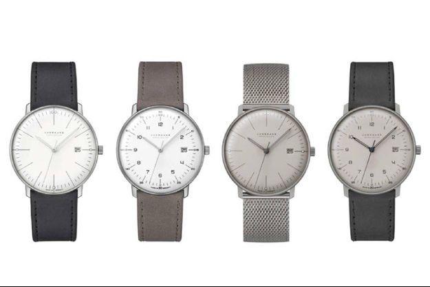 Junghans dévoile sa nouvelle montre en titane