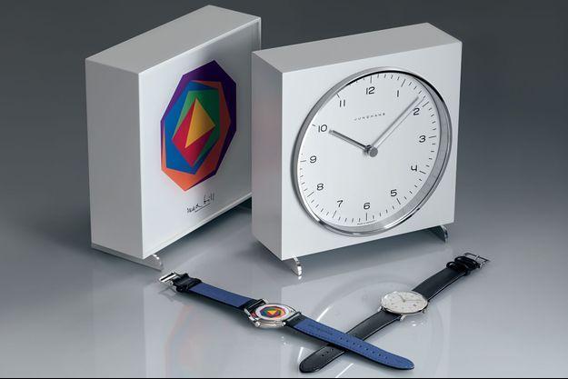 Junghans présente la montre classique Max Bill sous la forme d'une édition spéciale