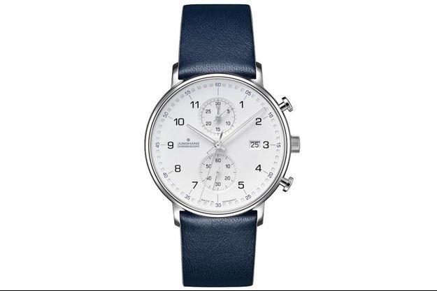 Junghans lance sa nouvelle ligne de montres, Form C
