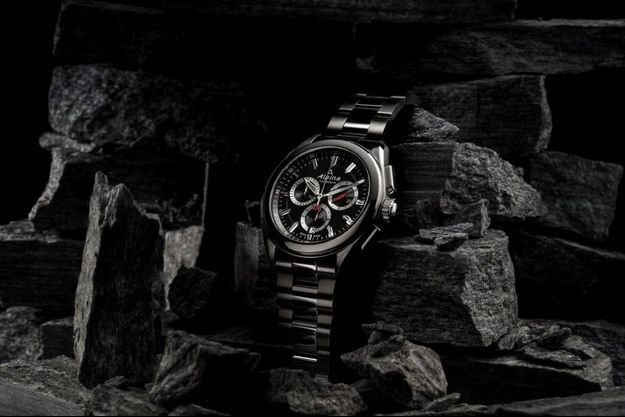 L'Alpiner d'Alpina en version chronographe à quartz