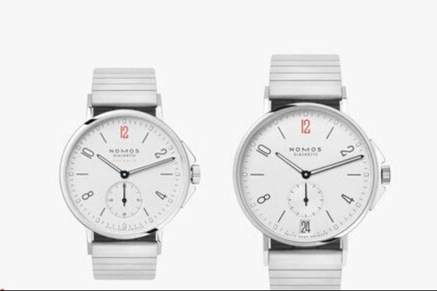 L'horloger Nomos Glashütte soutient Médecins sans Frontières
