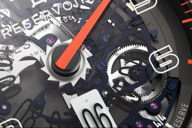 L'horloger Réservoir lance sa GT Tour Skeleton en titane