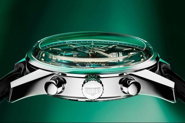 L'horloger de luxe suisse dévoile l'édition spéciale TAG Heuer Carrera Green