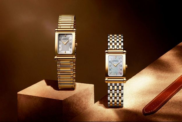 La célèbre montre Antarès de Michel Herbelin se pare d'or
