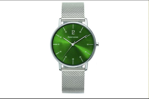 La collection Cityline créé par l'horloger français Pierre Lannier.
