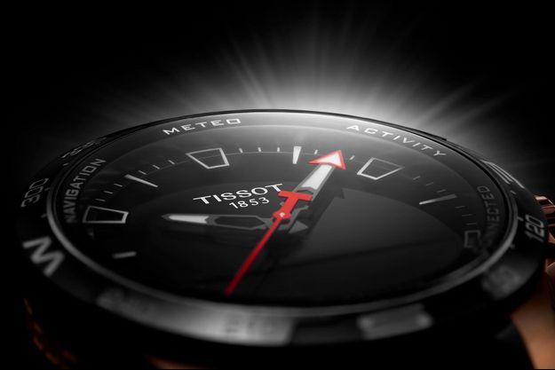 La Tissot T-Touch Connect Solar