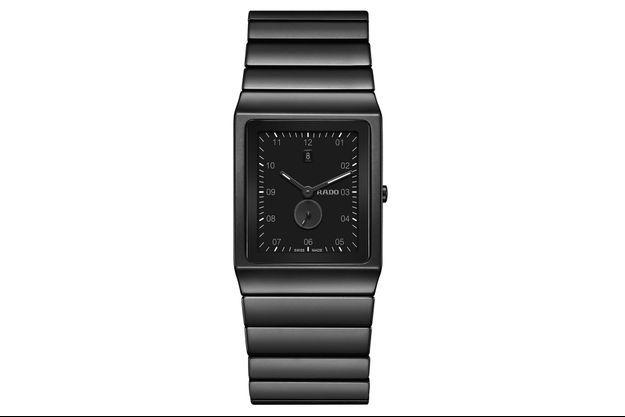 Nouveau modèle de montre Rado Ceramica.