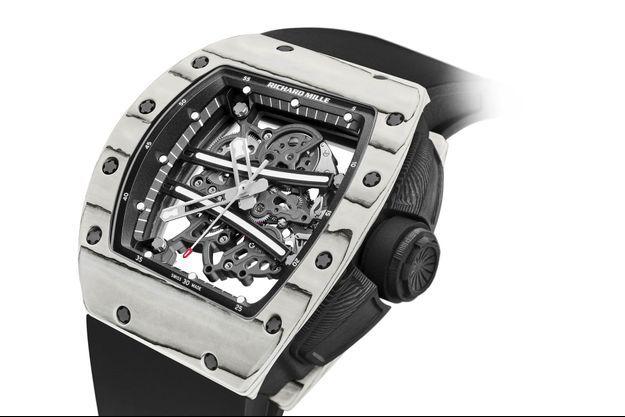 La nouvelle RM 61-01 signée Richard Mille