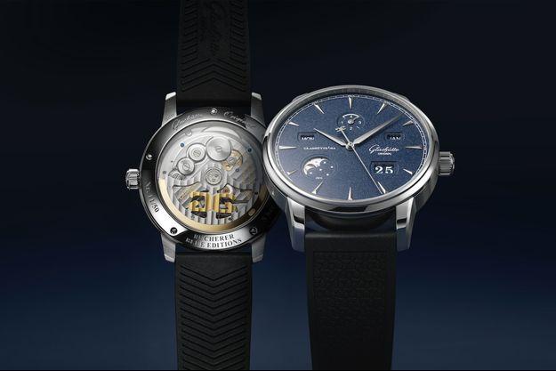 Le nouveau chef-d'œuvre horloger de Bucherer Blue Editions
