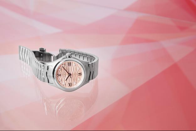 Le nouveau design des montres Ebel Wave