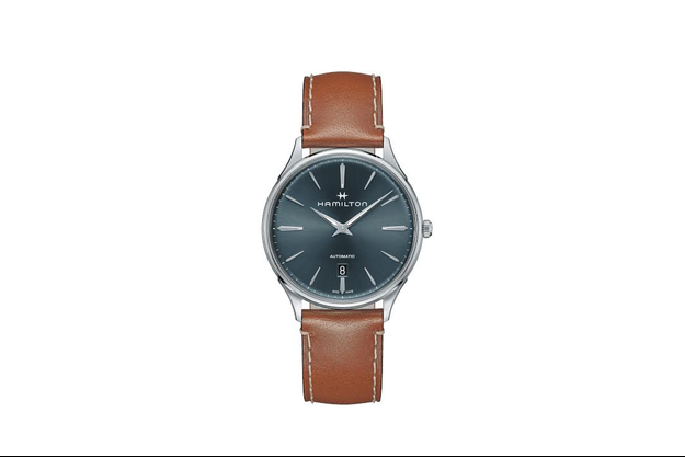 Le sur-mesure des montres Hamilton