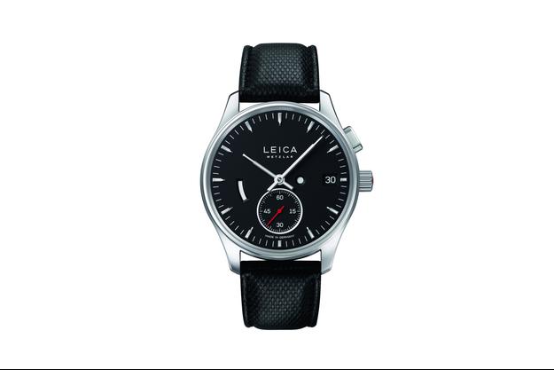 Leica dévoile une nouvelle collection horlogère
