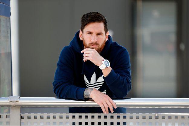 Lionel Messi, partenaire de Jacob&Co