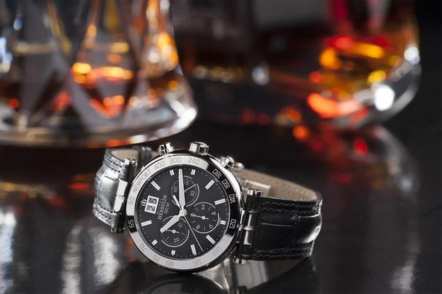 Le chronographe Newport de Michel Herbelin