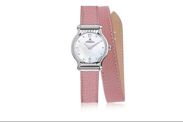 Un an après l'ouverture aux Etats-Unis, la marque horlogère lance un site e-commerce sur le marché français.