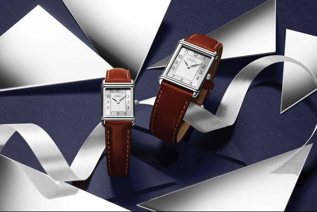 Michel Herbelin dédie aux amoureux une même montre pour Elle et Lui