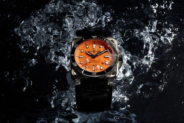 Nouvelle montre de plongée Bell & Ross
