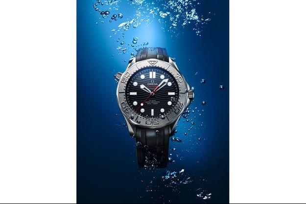 La Seamaster Diver 300M