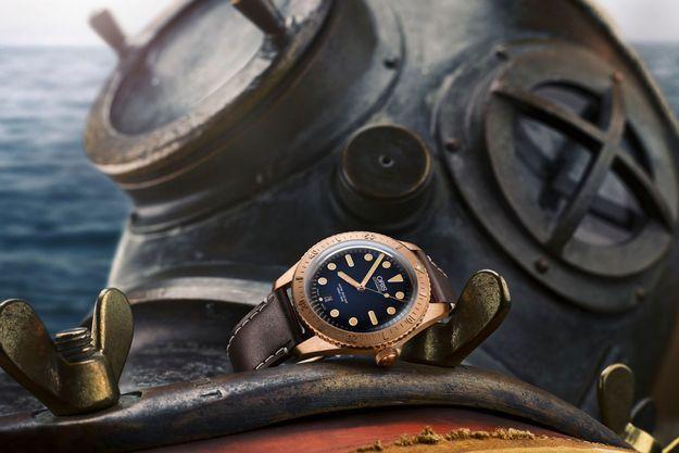 La montre Carl Brashear Limited Edition