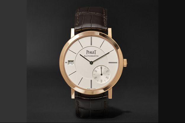 Mr Porter proposera quatre montres de la collection Altiplano