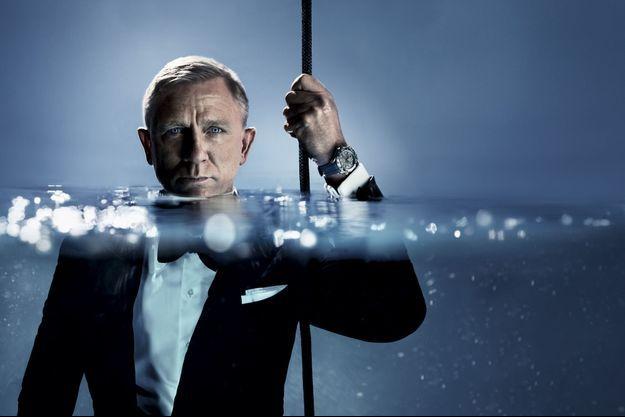 Pour Omega, Daniel Craig célèbre 25 ans sur et sous l'eau