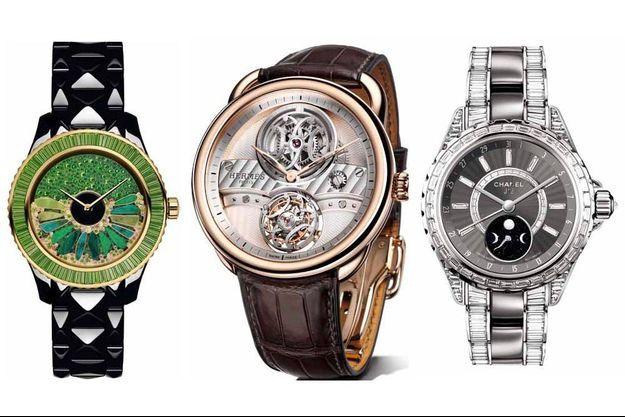 Pourquoi le prix des montres explose ?