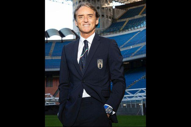La RM 11-04 Roberto Mancini intègre les nouveaux codes stylistiques de la marque