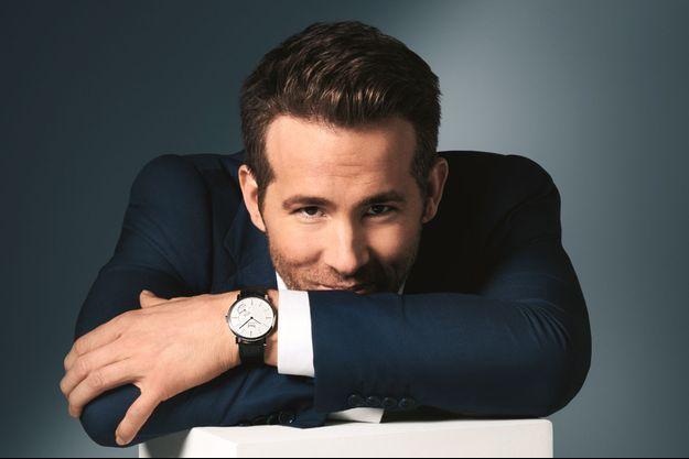 Ryan Reynolds, nouvel ambassadeur des montres Piaget.