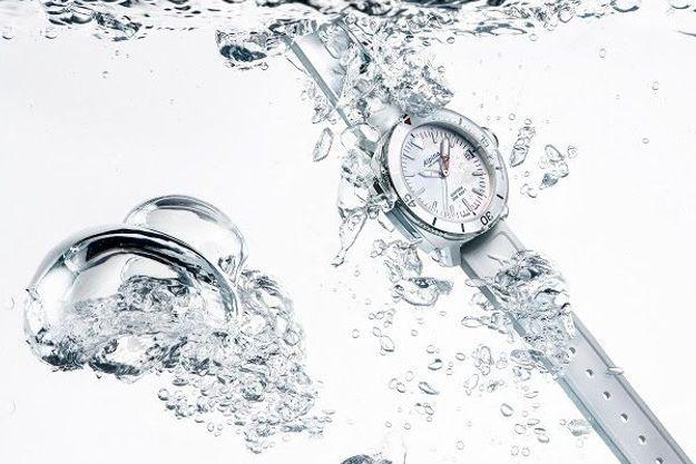 Seastrong Diver Comtesse Quartz : une plongée dans l'univers aquatique