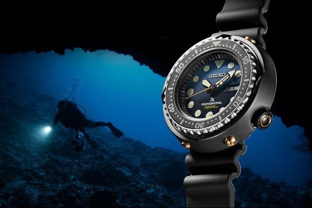 La Seiko Quartz Diver's, version 2021.