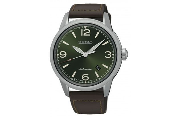 La montre Presage calibre 4R35