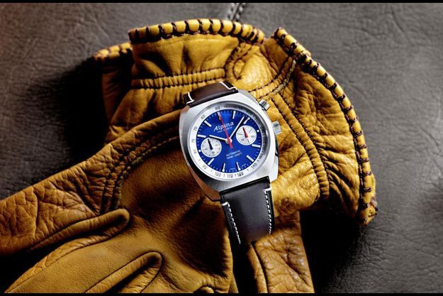 La collection Startimer Pilot Heritage d'Alpina