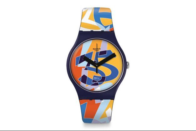Swatch a 35 ans !