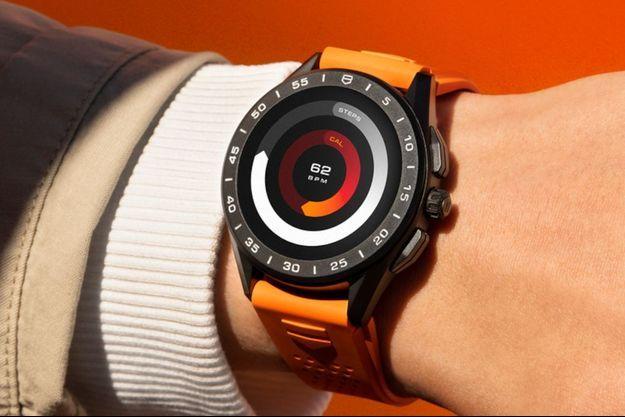 TAG Heuer annonce le lancement d'une nouvelle application Wellness