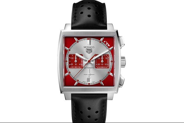 TAG Heuer Monaco : à course emblématique, montre iconique