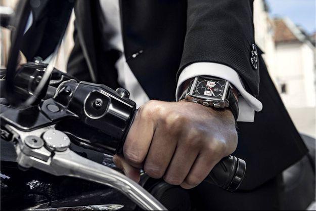 TAG Heuer Monaco : le bracelet acier fait son grand retour