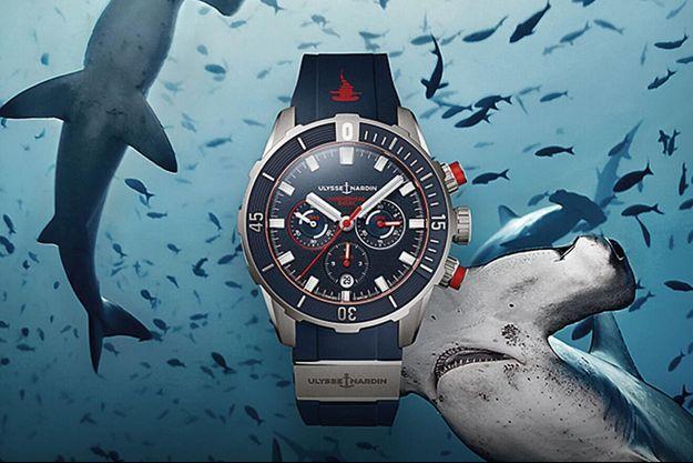 Ulysse Nardin étoffe sa collection Diver