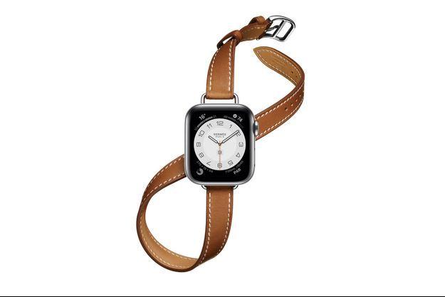 La nouvelle Apple Watch Hermès Series 6
