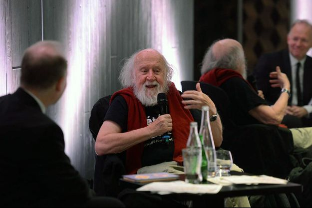 « Les beautés du monde », le débat avec Hubert Reeves animé par Philippe Legrand à La Maison des Centraliens