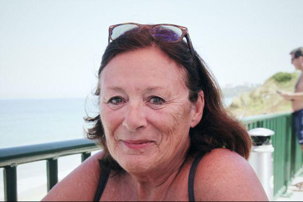 Marie-Christine Delanne est la pionnière du surf français.