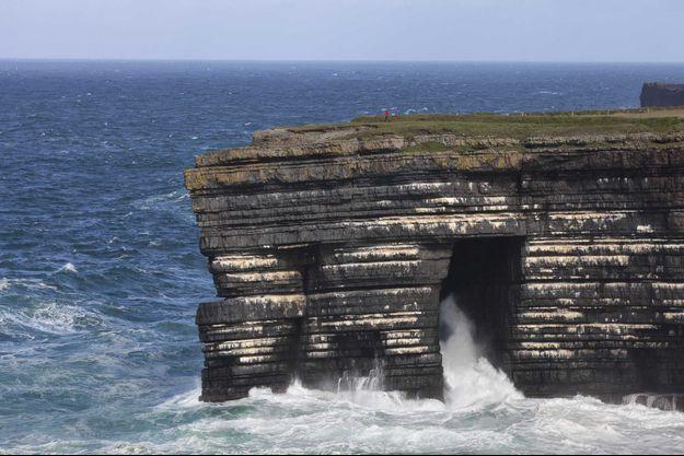 Irlande : Une aventure vertigineuse