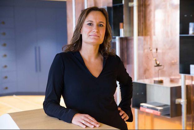Gillian Tans, CEO de Booking.com.