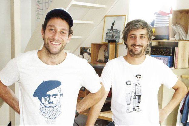 Thibaud et Jean ont créé leur marque de prêt-à-porter éco-responsable, aux couleurs et dans le respect des traditions du Pays basque.