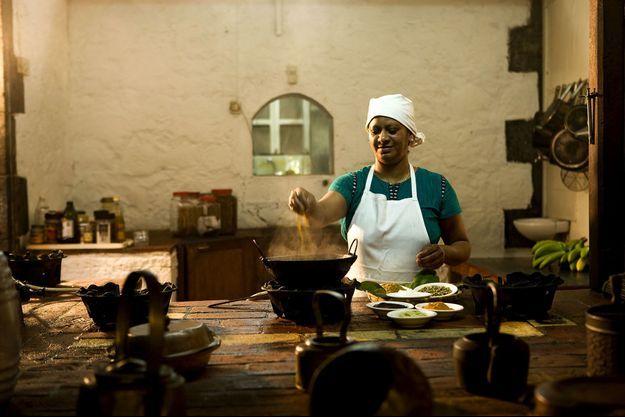 La cuisine mauricienne est très demandeuse d'épices.