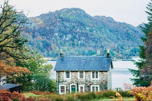 L'île écossaise où se situe Eilean Shona.